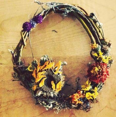 Atelier, Summer Soltice Wreaths