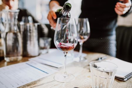 The Idle Hour, Wednesday Wine Appreciation Course