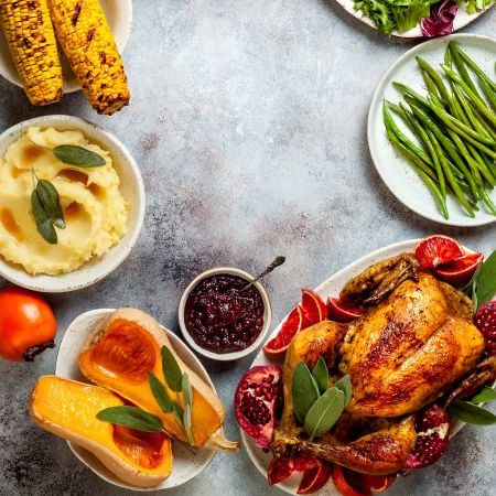 Crosby's Tavern, Thanksgiving Buffet Dinner