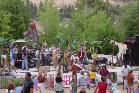 Truckee Donner Recreation & Park District, Music in the Park