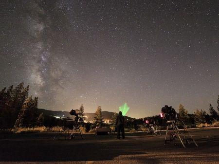 Northstar California Resort, Guided Stargazing At The Cosmoarium