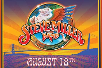 Harveys Lake Tahoe, Steve Miller Band