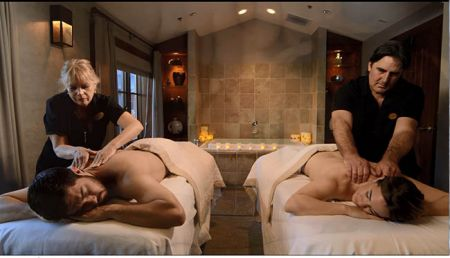 Stillwater Spa & Salon, Skiing is for Sweethearts Spa Package