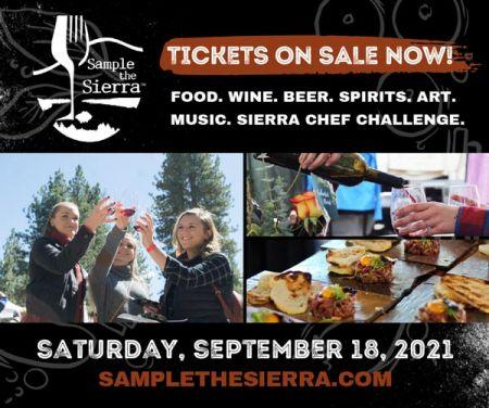 Tahoe Chamber, Sample the Sierra Farm-to-Fork Festival