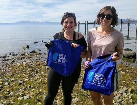 Tahoe City Downtown Association, Tahoe City Cleanup Day