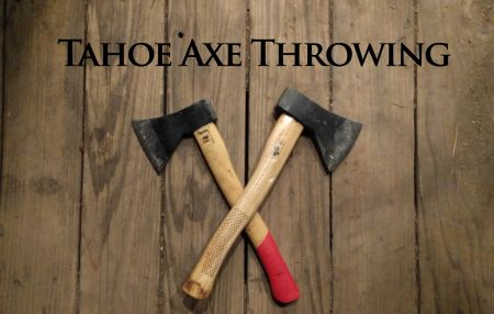 Tahoe Axe Throwing, Axe Throwing Tournament - Indoors