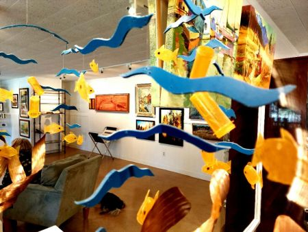 Tahoe Art League, Tahoe Art League Fall Show