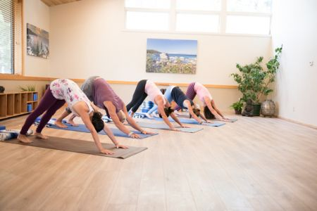 Granlibakken Tahoe, Mountain Flow Yoga Class