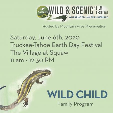 Mountain Area Preservation, Wild Child Family Program - 5th Annual Wild & Scenic Film Festival