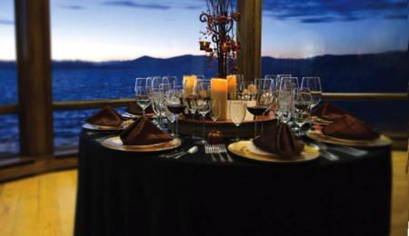 Thunderbird Lodge, Epicurean Seated Winemaker's Dinner