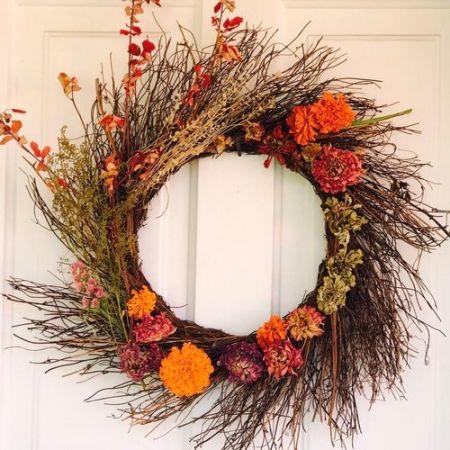 Atelier, Fall Seasonal Wreaths