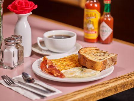 Rosie's Cafe Tahoe City, All American Breakfast