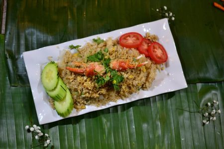 Orchids Authentic Thai Food, Crab Fried Rice