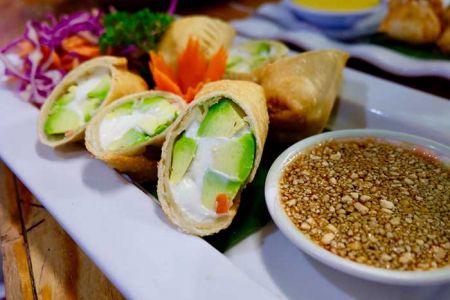 Orchid's Thai Cuisine, Avocado Roll