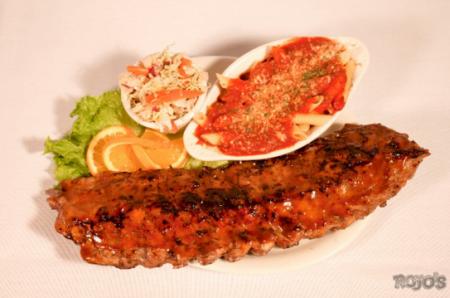 Rojo's Tavern, Baby Back Pork Ribs