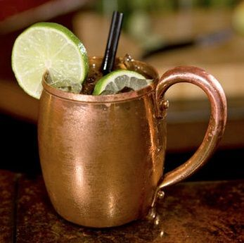 Blue Angel Cafe, Moscow Mule Mondays