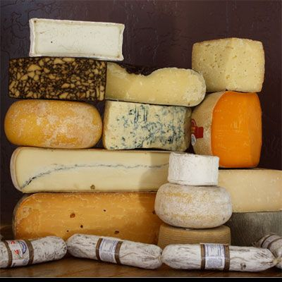 The Cork and More, Cheese for Two