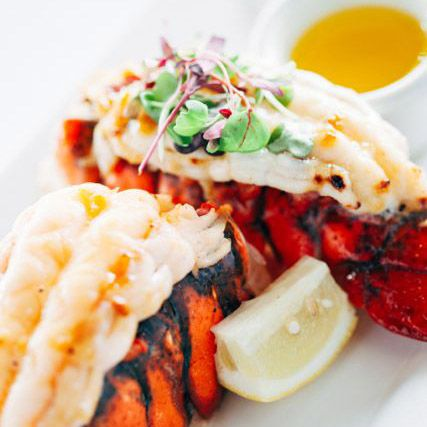 Jake's on the Lake, Double Stuffed Lobster Tail