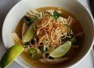 The Lodge Restaurant & Pub, Thai Curry Noodle Bowl