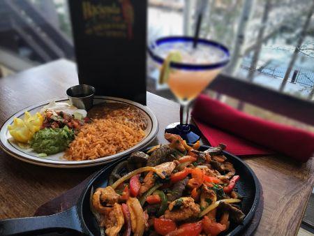 Hacienda del Lago Tahoe Mexican Restaurant, Fajitas del Lago