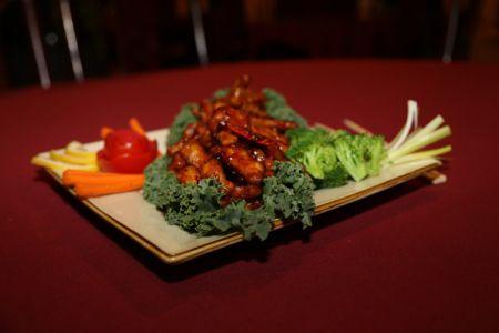 Clay Oven Restaurant, Generals Chicken (Hot & Spicy)