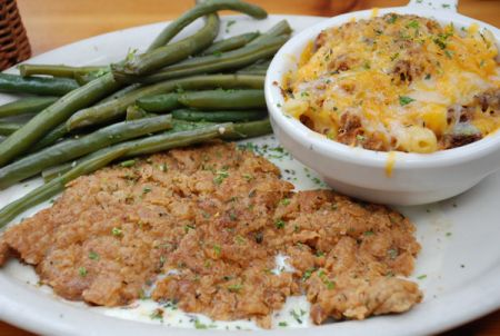 Austin's Restaurant, Chicken Fried Steak