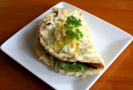 Welcome to Emerald Bay Bar & Grill, Friday - Sunday: Early Eater Breakfast Special