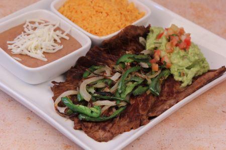 La Mexicana Meat Market & Taqueria, Carne Asada
