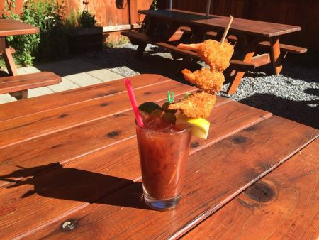 Emerald Bay Bar & Grill, Sunday: The Ultimate Bloody Mary
