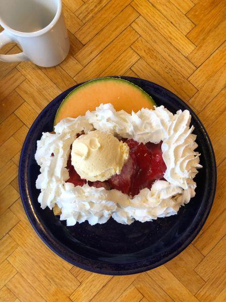Heidi's Pancake House Lake Tahoe, Heavenly Waffle