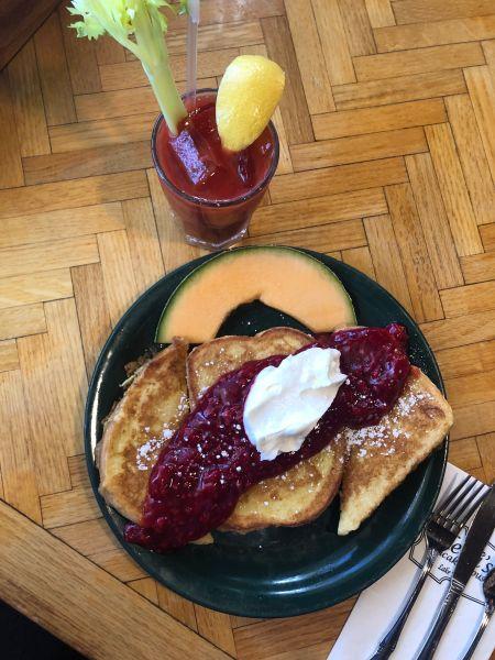 Heidi's Pancake House Lake Tahoe, French Revolution