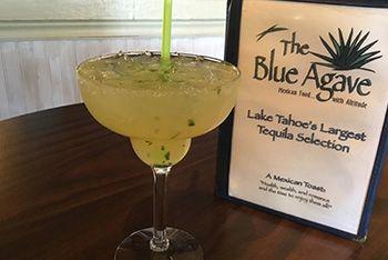 The Blue Agave, Pineapple Jalapeño Margarita