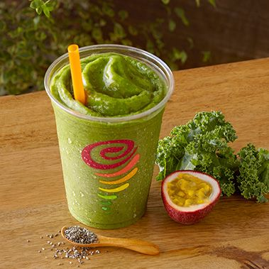Jamba Juice, Kale-ribbean Breeze™