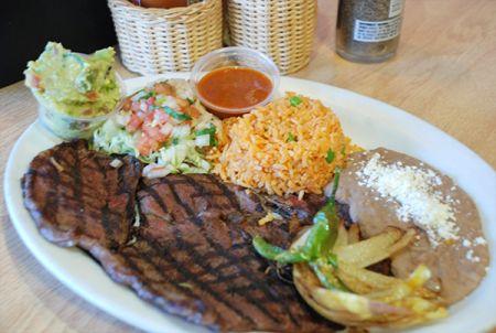 Lupita's Mexican Restaurant & Bar, Carne Asada
