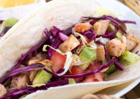 Brothers Grill Tahoe, Tuesday: Fresh Mahi Tacos
