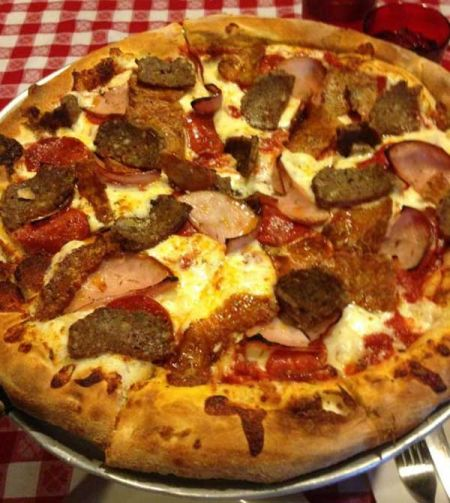 Mofo's Pizza, Meat Lovers