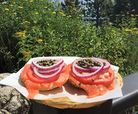 Syd's Cafe Lake Tahoe, The Lox
