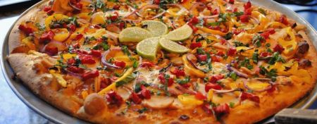 Rubicon Pizza Company, Thai Red Curry Chicken