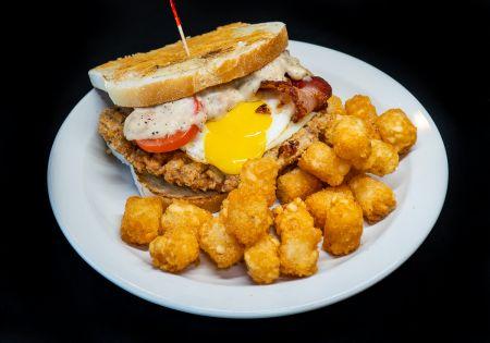 Emerald Bay Bar & Grill, The Summit Sandwich