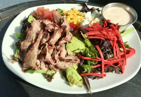 Fox & Hound Smokehouse Grill and Bar, Southern Tri-Tip Salad