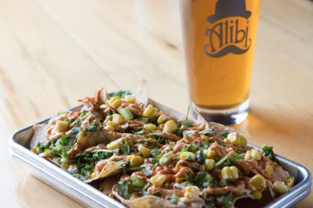 Alibi Ale Works, Mexican Street Corn