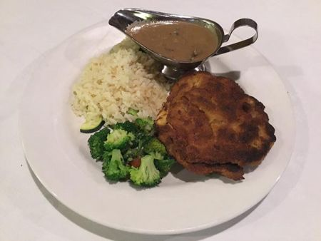 BEST WESTERN Station House Inn, Veal Cordon Bleu