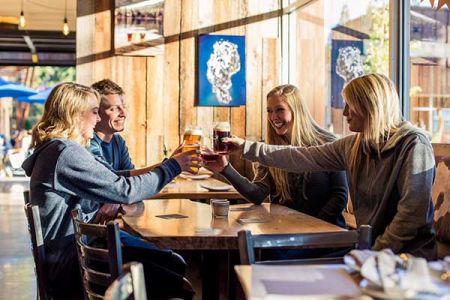 Lake Tahoe AleWorX Taproom, Happy Hour at Lake Tahoe AleWorX