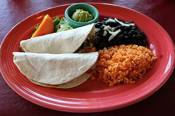 The Blue Agave, Happy Hour Food Specials