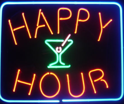 Mott Canyon Tavern & Grill, Daily Happy Hour