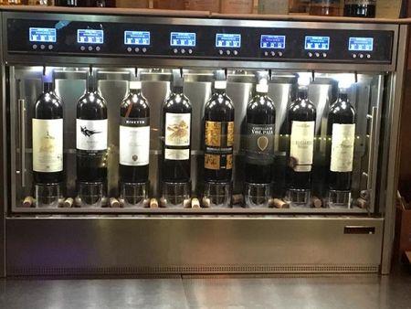 Primo's Italian Bistro, Wine Tasting