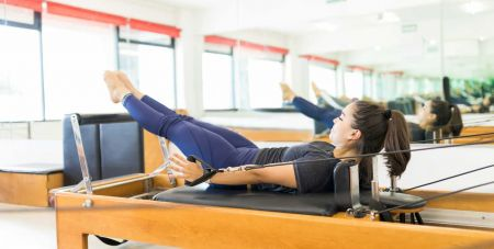 Tahoe Forest Health System, May Special: Introductory Pilates Reformer Session