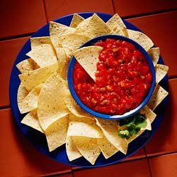 CB's Bistro, Free Chips and Salsa
