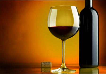 Rojo's Tavern, $6 Glass of Wine