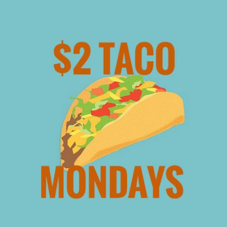 Emerald Bay Bar & Grill, Brother's Famous $2 Taco Mondays